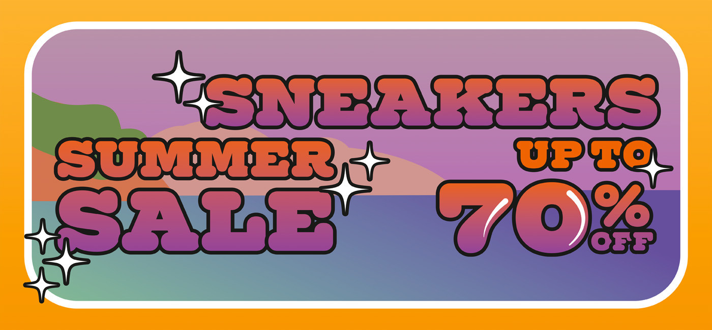 Buy online Summer Sale Sneakers on Nigra Mercato - Worldwide shipping