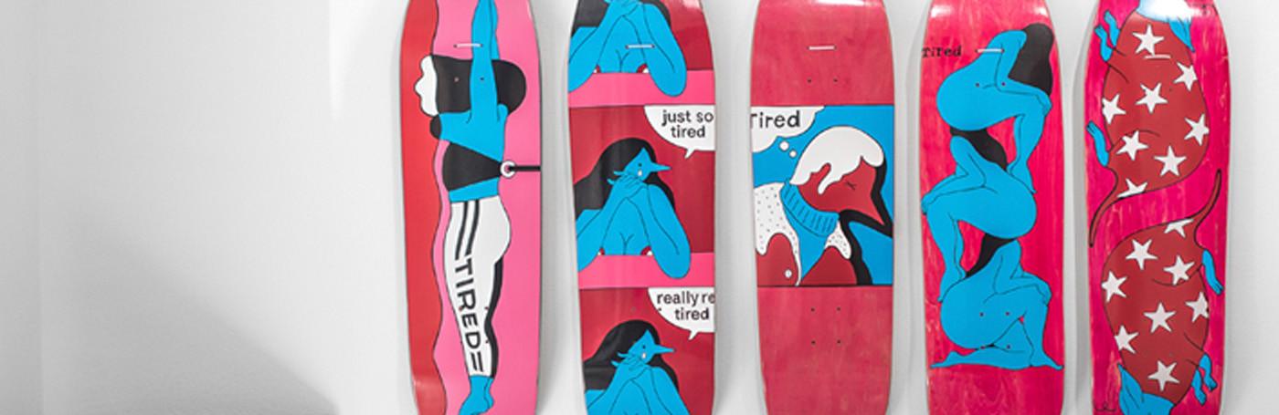 Buy Skate Decks online on Nigra Mercato - Worldwide shipping