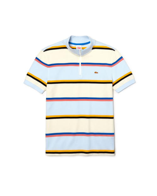 Lacoste Regular Fit Colourblock Polo Shirt x Opening Ceremony PH6204-00 CZV
