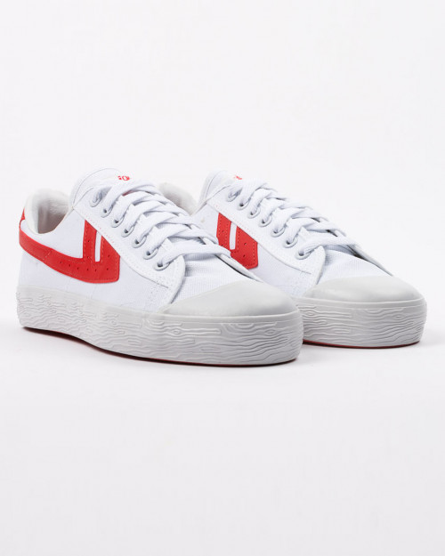 WARRIOR CLASSIC CANVAS WB1WHTRED