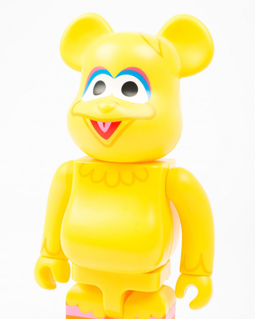 medicom toy big bird