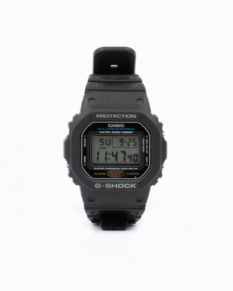 GSHOCK DW-5600E-1VER