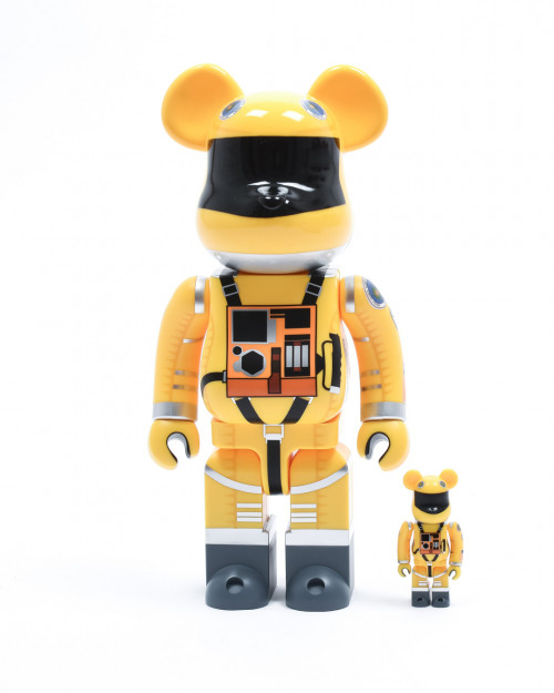 BEARBRICK 2001 SPACE ODYSSEY 14SPACE
