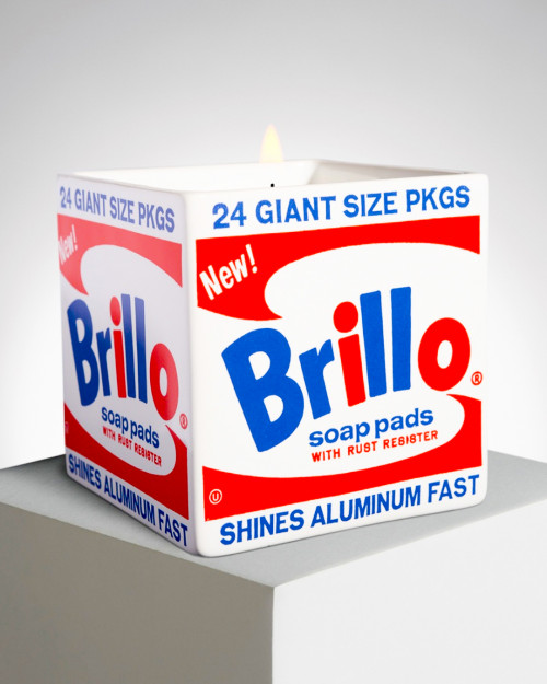 "ANDY WARHOL ""BRILLO BOX""..."