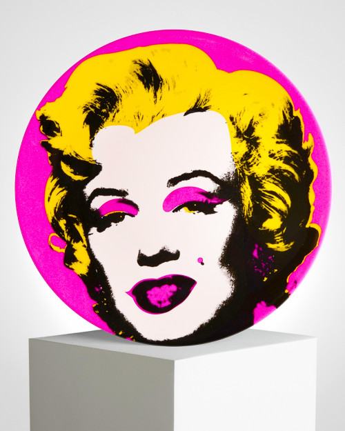 "ANDY WARHOL ""PINK MARILYN""..."