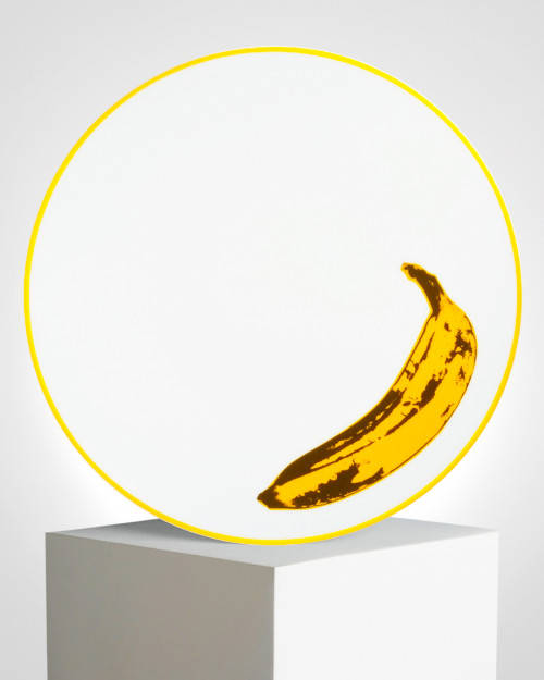 "ANDY WARHOL ""BANANA""..."