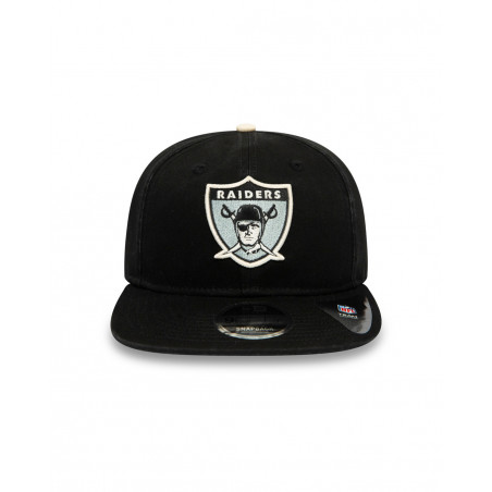 NEW ERA 9FIFTY OAKLAND RAIDERS 12490034