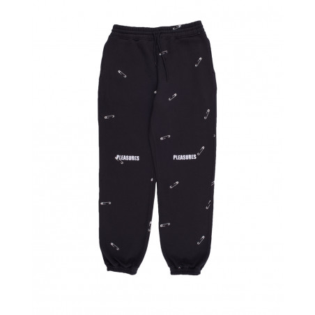 Pleasures SAFETY EMBROIDERED SWEAT PANT P20F024