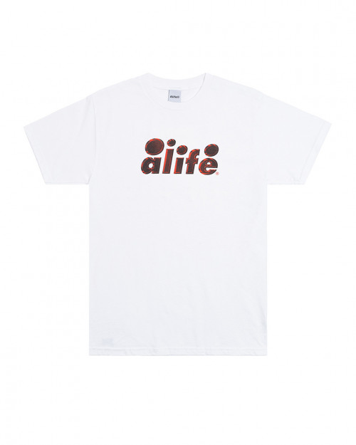 Alife 2 Tone Bubble Graphic 2TONEWHITE