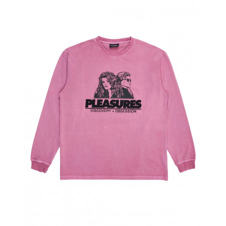 Pleasures DISCOVERY HEAVYWEIGHT T-SHIRT P20W005