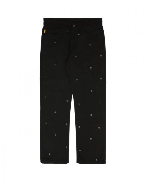 PLEASURES VILLAGE RIVET DENIM PANT P21SP018