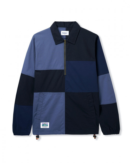 Butter Goods PATCHWORK JACKET PATCHWORKJACK