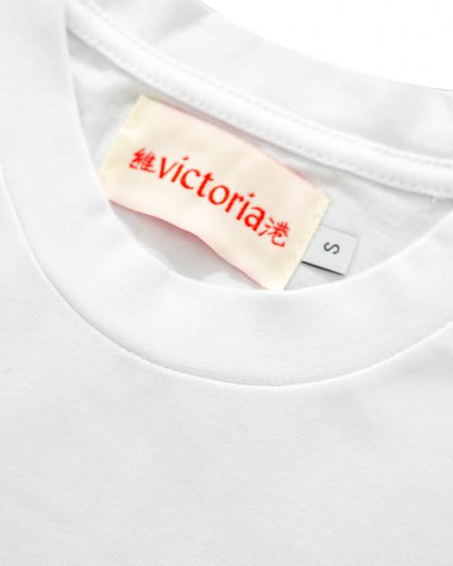 Victoria HK ORCHID TEE 121-131-WHT