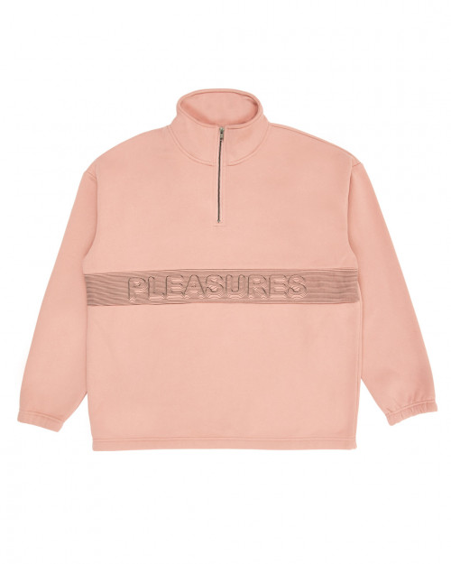 PLEASURES DECLINE QUARTER ZIP P21SP008
