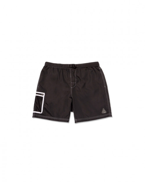 HUF PEAK CONTRAST SHORT PT00157-BLACK