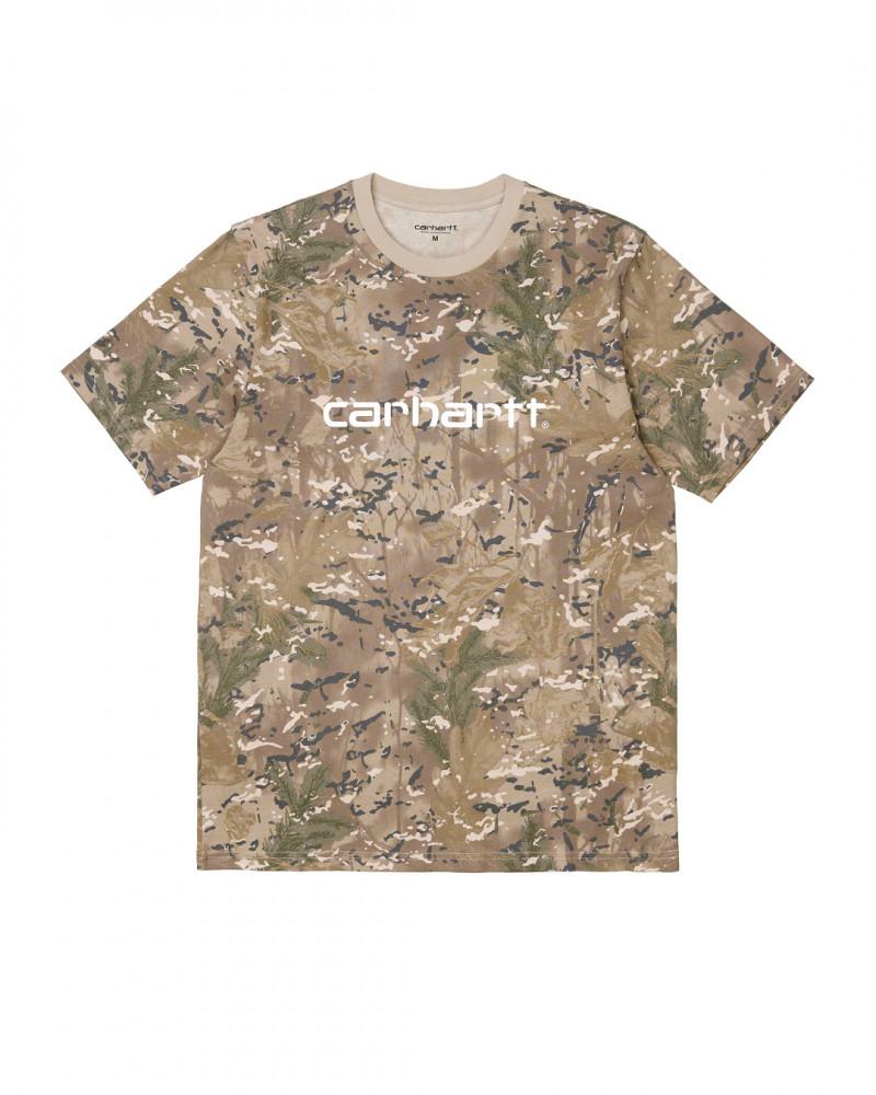 CARHARTT WIP SS SCRIPT T-SHIRT 029915_0BW_90