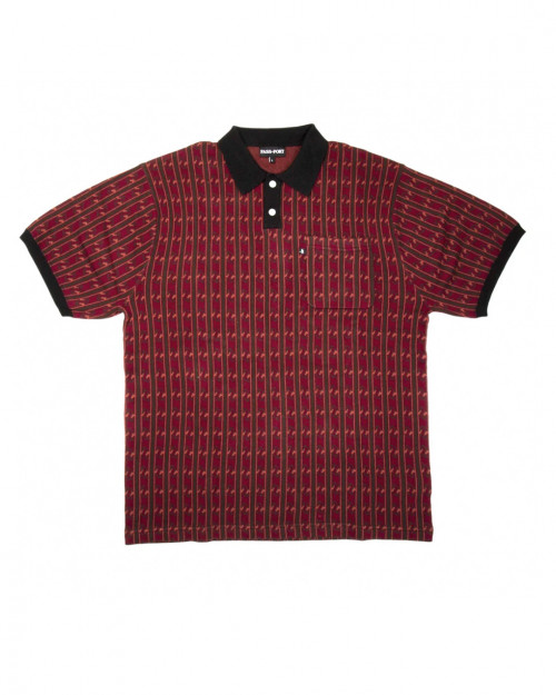 Passport TILDE KNITTED POLO TILDEPOLO
