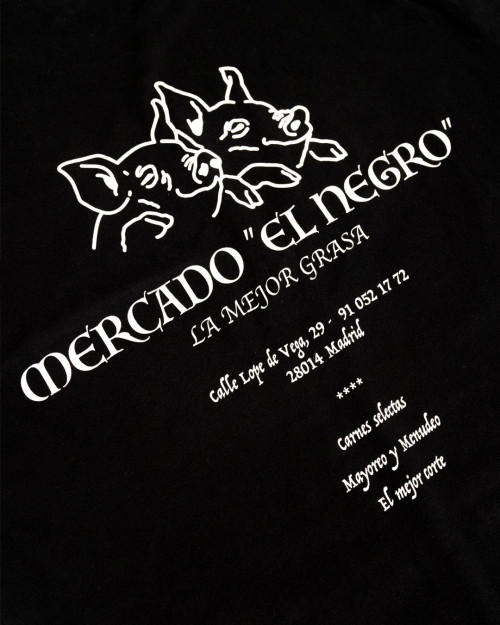 NIGRA MERCADO EL NEGRO MERCADONEGRO