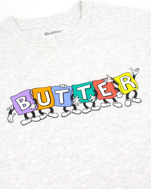 Butter Goods Beanbag TEE BEANBAGASH