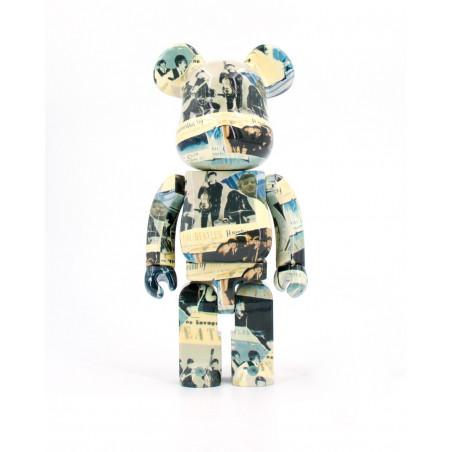 Medicom Toy BEARBRICK THE BEATLES THE ANTHOLOGY 1000 1000BEATLE