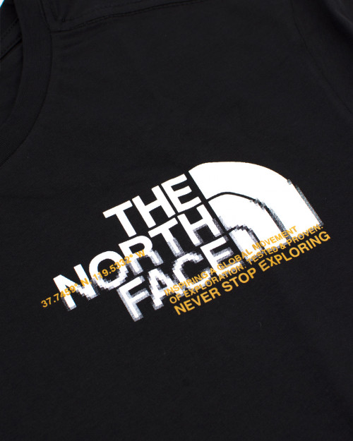THE NORTH FACE COORD SS TEE NF0A5ICOJK31