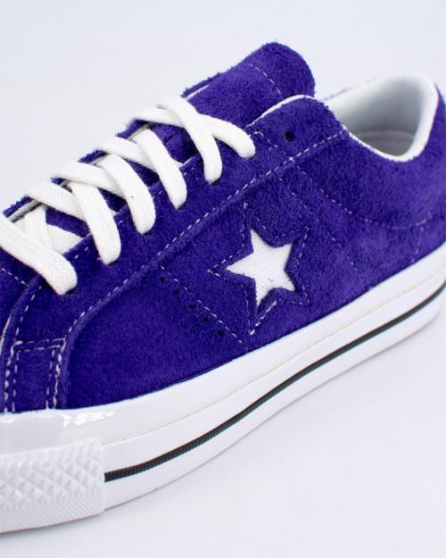 Converse ONE STAR OX PURPLE 171586C