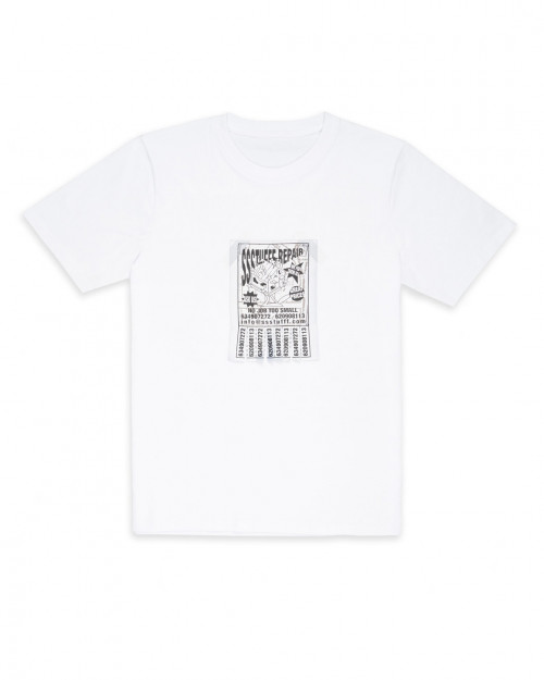 Ssstufff CONSTRUCTION TEE SF21T075WH