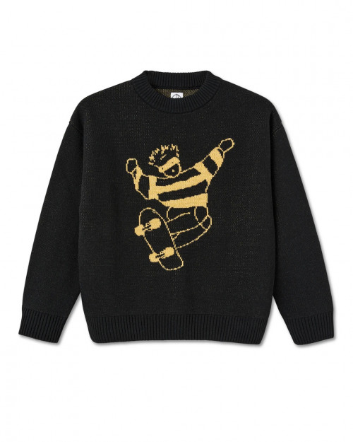 SKATE DUDE KNIT SWEATER